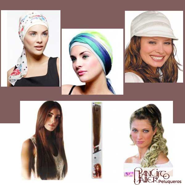 accesorios cabello oncologia